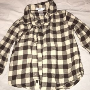 Shirts & Tops - Lot of 3 blues long sleeve shirts 18-24 months